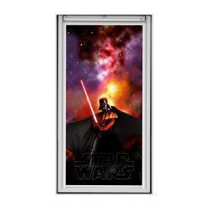Затемнююча штора VELUX Star Wars Darth Vader DKL C02 55х78 см (4710)