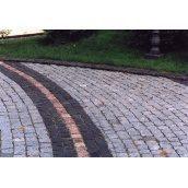 Укладання бруківки для пішохідних доріжок