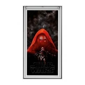 Затемняющая штора VELUX Star Wars Kylo Ren DKL C02 55х78 см (4712)