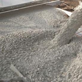 Сертифицированный бетон М400