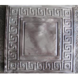Тротуарна плитка Готика 300х300х30 мм Інь-Янь