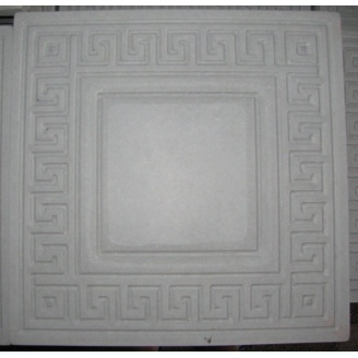 Тротуарна плитка Готика 300х300х30 мм сіра