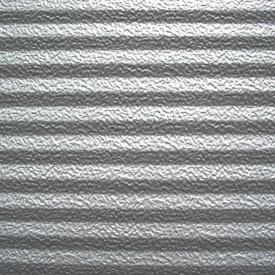 Ворота гаражные секционные Ryterna R40 stucco макрополоса RAL 9006