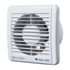 Вентилятор бытовой Blauberg Aero 100 SH 14 Вт 92,5x144x144 мм белый