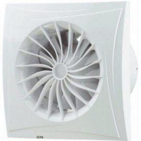 Вентилятор бытовой Blauberg Sileo 100 H 7,5 Вт 107x158x158 мм белый