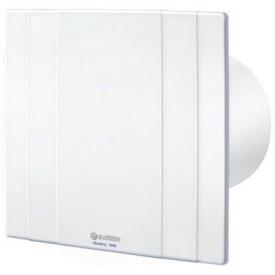 Вентилятор бытовой Blauberg Quatro 125 16 Вт 136x178x201 мм белый