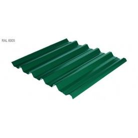 Профнастил Rauni HC-44 1055x0,45 мм Union Steel (Корея) RAL 6005