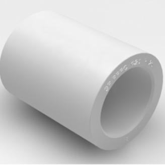Муфта соединительная EVCI PLASTIK PP-R 20 мм