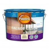 Декоративное деревозащитное средство для защиты поверхности Pinotex Facade Lasur 10 л