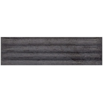 Фасадная плитка клинкер Paradyz Bazalto Grafit C 30x8,1 см