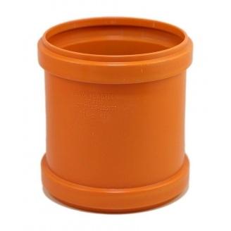 Муфта 110 мм оранжевый