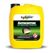 Антисептик для деревянных поверхностей Kompozit 5 л