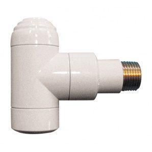 Вентиль запірний HERZ DE LUXE кутовий 1/2 дюйма натуральний (S372609)
