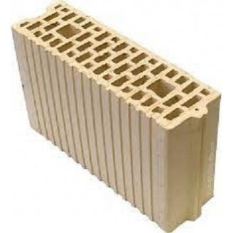 Керамический блок Кератерм 12 бежевый