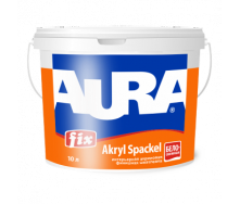Шпаклівка Aura Fix Akryl Spackel 16,5 кг