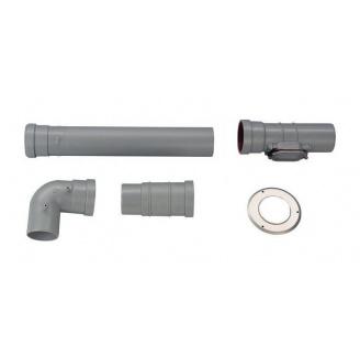 Комплект труб для подключения к дымовому каналу Bosch AZB 615