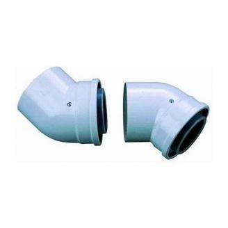 Коаксиальный отвод Bosch AZ 394 45 градусов