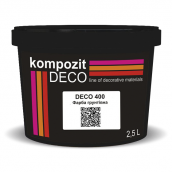 Фарба грунтівна Kompozit DECO 400 2,5 л
