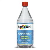 Растворитель Kompozit 2 л