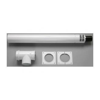 Горизонтальный коаксиальный комплект Bosch AZB 632/2