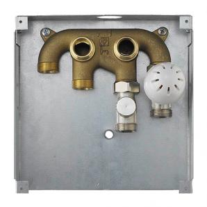 Вузол підключення HERZ для радіаторів та теплої підлоги (1810025)