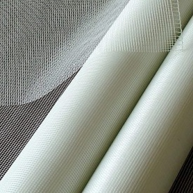 Сетка стеклотканевая Маэстро 5x5 мм 75 г/м2 белая