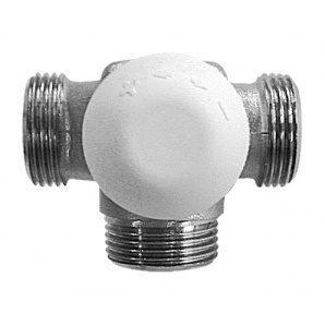 Термостатичний клапан HERZ Calis-TS 3D підключення справа 1 дюйм (1776146)