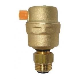 Розповітрювач HERZ FWW автоматичний із зворотним клапаном DN 10 (1263011)