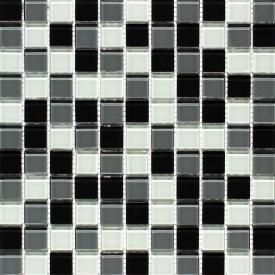 Мозаика стеклянная VIVACER MixC010 300x300 мм