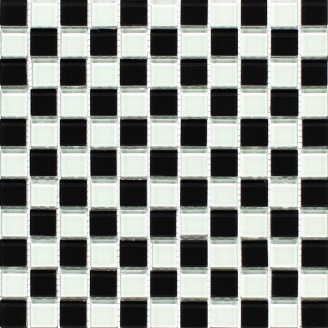 Мозаїка скляна VIVACER MixC013 300x300 мм