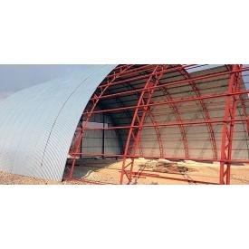 Строительство быстровозводимых складов и ангаров