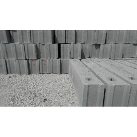 Фундаментний блок 238х30х58 мм
