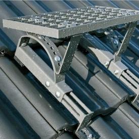 Ступенька техническая FAKRO RSB-100 100x25 см горечавково-синий