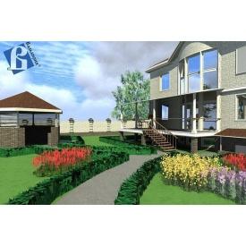 Будівництво будівлі комерційного призначення з термоблоків