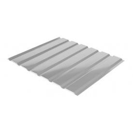 Профнастил Rauni C-18 1174/1128 мм 0,5 мм MAT Polyester SeAH Steel (Корея) RAL 9006