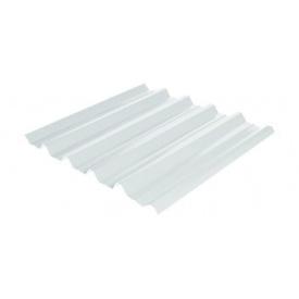 Профнастил Rauni HC-44 1055/1010 мм 0,5 мм MAT Polyester SeAH Steel (Корея) RAL 9003