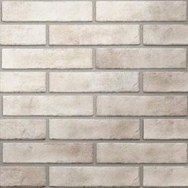 Плитка керамічна Golden Tile BrickStyle Oxford 60х250 мм кремовий