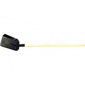 Лопата совкова з держаком