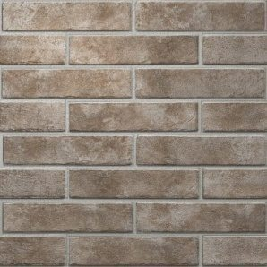 Плитка Golden Tile BrickStyle Baker street 60х250 мм бежевый