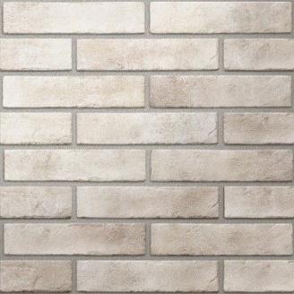 Плитка керамическая Golden Tile BrickStyle Oxford 60х250 мм кремовый (15Г020)
