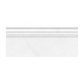 Плінтус Golden Tile Absolute Modern 300х120 мм білий (Г20381)
