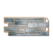Фасадная панель Альта-Профиль Камень 1130х470х20 мм Топаз