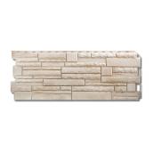 Фасадная панель Альта-Профиль Скалистый камень 1170х450х20 мм Альпы