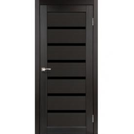 Межкомнатная дверь Корфад PORTO DELUXE PD-01 600x2000 мм венге