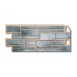 Фасадна панель Альта-Профіль Камінь 1130х470х20 мм Топаз