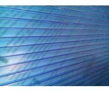 Полікарбонат стільниковий TitanPlast Т3 8 мм 2,1х6 м синій