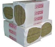 Базальтовая теплоизоляция Izovat 1000х600х100 мм 3 м2