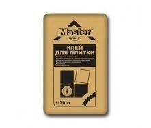 Экономичная клеющая смесь Master Normal для керамической плитки 25 кг