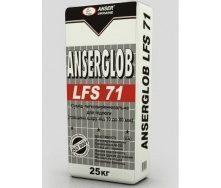 Самовыравнивающаяся смесь Anserglob LFS 71 на цементной основе 25 кг