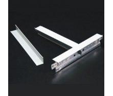 Профиль потолочный угловой Miwi System C 3 м